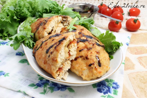 куриное легкое рецепт приготовления