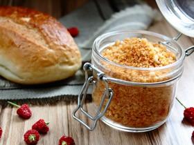 Пангритата из пшеничного хлеба.